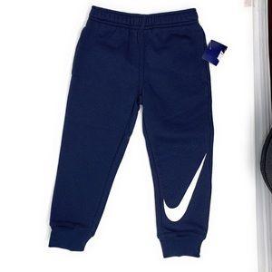 4/$25 Nike Kids Sweatpants 3-4 Year olds NWT